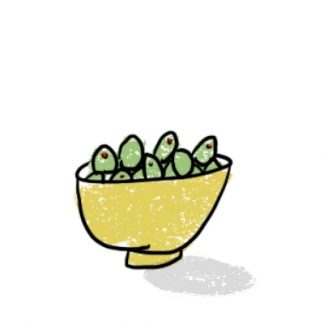 Jars Olives Pestos Sauces